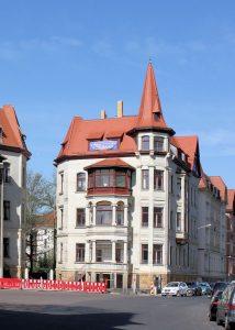 Wohnhaus Liviastraße 3 Leipzig