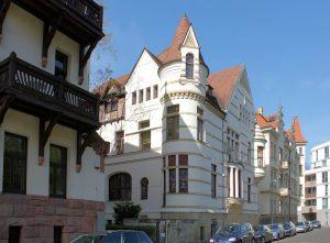 Wohnhaus Liviastraße 8 Leipzig