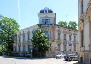 Villa Lortzingstraße 16 Leipzig