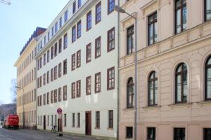Wohnhaus Lortzingstraße 9 Leipzig