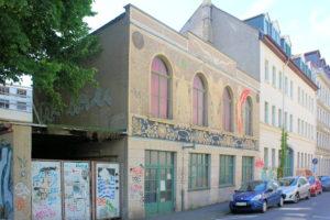 Werkstattgebäude Max-Beckmann-Straße 1 Leipzig