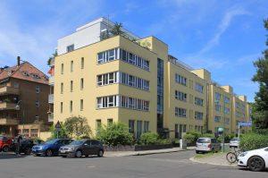 Wohnanlage Max-Planck-Straße 13 bis 19 Leipzig