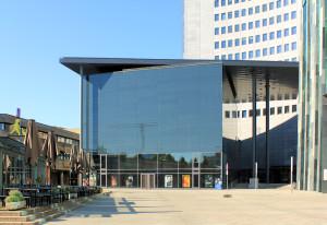 MDR-Kubus Leipzig