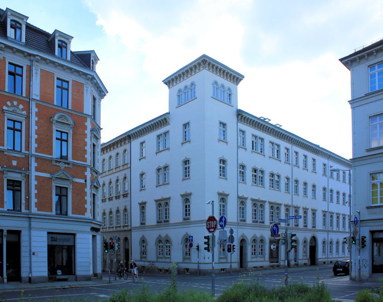 Mendelssohn Haus Leipzig Zentrum Südost Stadt Leipzig