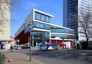 Mensa der Universität Leipzig