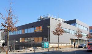 Mensa im Universitätsklinikum Leipzig