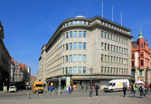 Merkurhaus Leipzig