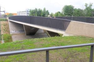 Messebrücke Leipzig