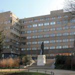 Zentrum, Bürogebäude Stasi