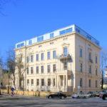 Zentrum-West, Moschelesstraße 1