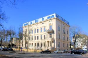 Wohnhaus Moschelesstraße 1 Leipzig