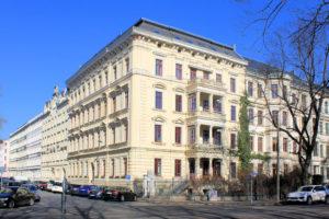 Wohnhaus Moschelesstraße 2 Leipzig