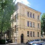 Zentrum-West, Moschelesstraße 13