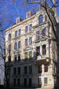 Wohnhaus Mozartstraße 10 Leipzig