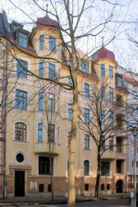 Wohnhaus Mozartstraße 3 Leipzig