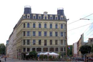 Münzblock Leipzig