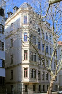Wohnhaus Ferdinand-Rhode-Straße 20 Leipzig