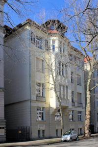 Wohnhaus Ferdinand-Rhode-Straße 18 Leipzig