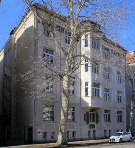 Wohnhaus Ferdinand-Rhode-Straße 16 Leipzig