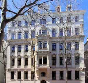 Wohnhaus Ferdinand-Rhode-Straße 10 Leipzig