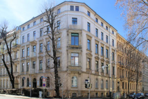 Wohnhaus Floßplatz 35 Leipzig