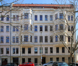 Wohnhaus Grassistraße 11 Leipzig