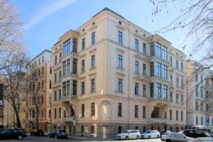Wohnhaus Mozartstraße 21 Leipzig