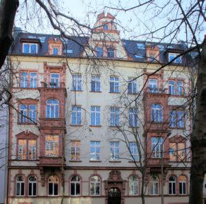 Wohnhaus Mozartstraße 1 Leipzig