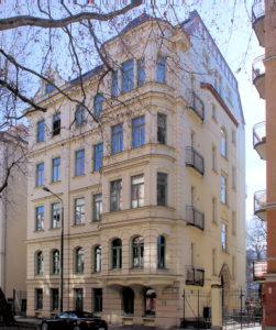 Wohnhaus Mozartstraße 17 Leipzig