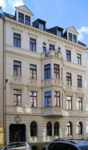 Wohnhaus Paul-Gruner-Straße 65 Leipzig