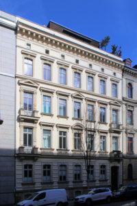 Wohnhaus Riemannstraße 54 Leipzig