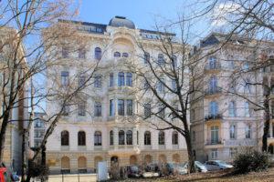 Wohnhaus Schwägrichenstraße 13 Leipzig