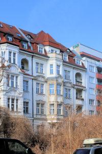Wohnhaus Simsonstraße 4 Leipzig