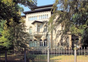 Villa Tillmanns Leipzig