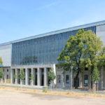 Messehalle 15 auf dem Alten Messegelände Leipzig