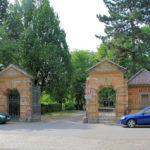 Zentrum-Südost, Neuer Johannisfriedhof