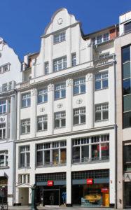 Wohn- und Geschäftshaus Neumarkt 24 Leipzig
