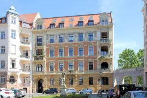 Wohnhaus Nikischplatz 1 Leipzig