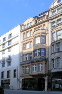 Geschäftshaus Nikolaistraße 25 Leipzig