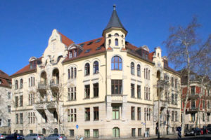 Wohnhaus Balzacstraße 1 Leipzig