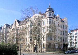 Wohnhaus Nordplatz 5 Leipzig