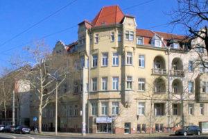 Wohnhaus Nordplatz 9 Leipzig