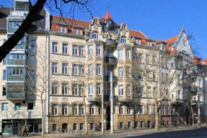 Wohnhaus Nordplatz 8 Leipzig