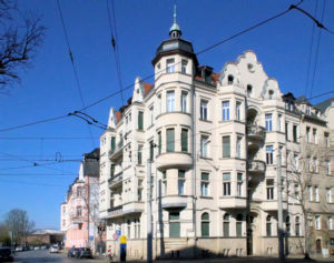 Wohnhaus Nordplatz 3 Leipzig