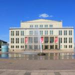 Zentrum, Opernhaus