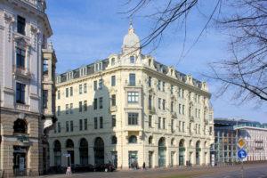 Wohn- und Geschäftshaus Otto-Schill-Straße 2 Leipzig