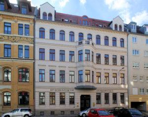 Wohnhaus Paul-Gruner-Straße 61 Leipzig