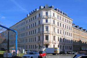 Wohnhaus Paul-Gruner-Straße 68 Leipzig