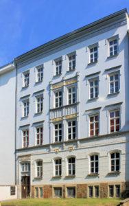 Wohnhaus Paul-List-Straße 17 Leipzig