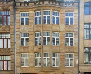 Geschäftshaus Ritterstraße 42 Leipzig